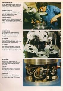 Detailansichten des OTRAG-Triebwerks