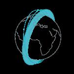 Die Dove-Satelliten, kleine Cube-Sats, fliegen in einem polaren, leicht geneigten Orbit (96 Grad). Unter der wie eine Perlenschnur angeordneten Konstellation dreht sich die Erde hindurch. So erreichen die Satelliten jeden Flecken auf der Erdoberfläche einmal am Tag. Quelle: Planet