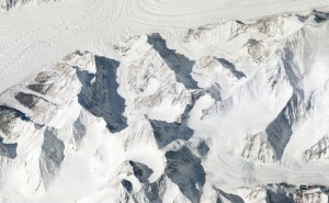 Gletscher im Gasherbrum-Gebirge in Pakistan. Bild: Planet