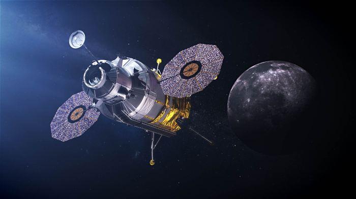 Artemis: Die NASA plant zwei Lander, um auf der Mondoberfläche zu landen