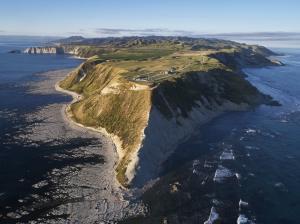 Der Startplatz der Electron-Rakete in Neuseeland. Bild: RocketLab