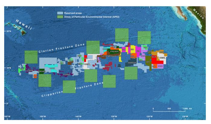 Ein besonders rohstoffreiches Gebiet liegt im pazifischen Ozean bei Hawaii. Auch Deutschland ist dort aktiv.